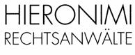 Hieronimi Rechtsanwälte Logo